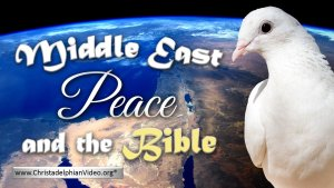 WAR or Peace in the Middle East: What is going on?