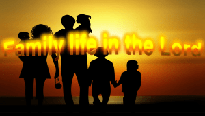 Family Life In The Lord: 5 Part Video Series - Ken Styles