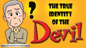 The True Identity of the Devil Revealed!