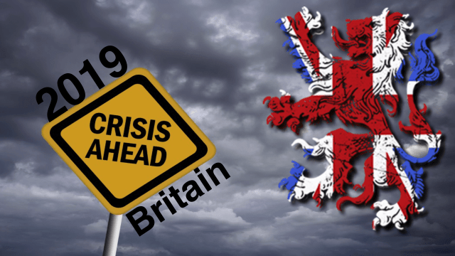 16th Jan 2019:  Crisis in Britain  - What Next??