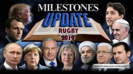 The world is in utter chaos! - Signs of the Times 'Milestones' Prophecy Update Feb 2019