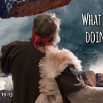 "Thought for August 24th. ""What are you doing here, Elijah?"""