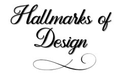 Hallmarks of Design Series