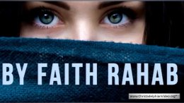 By Faith Rahab...