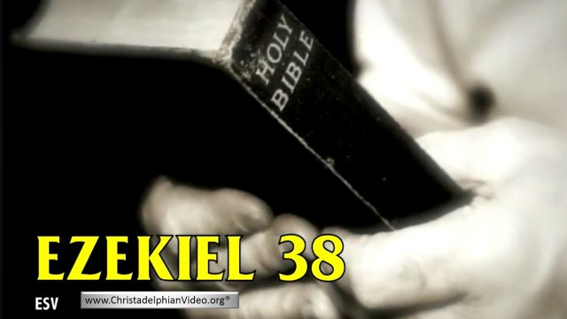Stop and Think! - Ezekiel 38, 2020 and The Return Of Christ to the Earth.