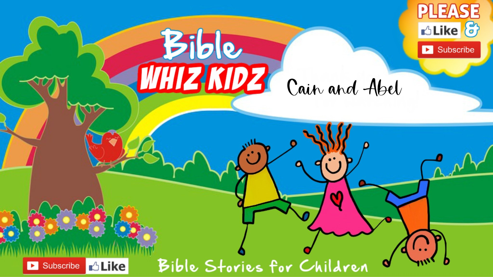 Bible Stories For Children Cain And Abel