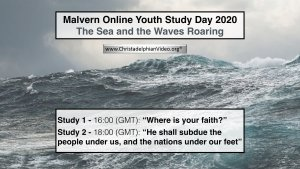 The Sea and the Waves Roaring: Malvern Youth Study