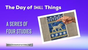 The Day of Small Things - 4 Videos
