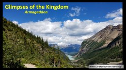Glimpses of the Kingdom: Part 4 'From Sinai to Jerusalem: Our first journey with Christ