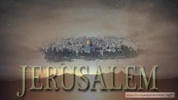 Pray for the Peace of Jerusalem: Rugby Christadelphian Choir