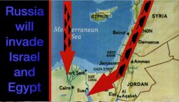 Bible Prophecy - Russia will invade Israel and Egypt!