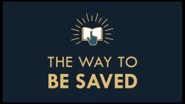 The gospel Online #11 'The Way to be Saved'