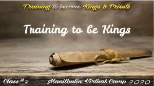 Training to become Kings and Priests for the coming age 2020 - 5 Videos
