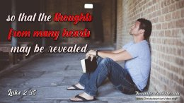 """Daily Readings & Thought for September 10th. """"THOUGHTS FROM MANY HEARTS ... REVEALED"""""""