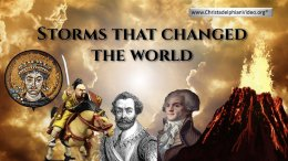 Storms.... That Changed The World!