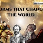Storms…. That Changed The World!