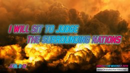 """Daily Readings & Thought for November  20th. """"JUDGE THE SURROUNDING NATIONS"""""""