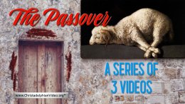 The Passover Bible Study Series - 3 Videos