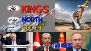 Ezekiel 38 - The Kings of the North & South: 2 Videos
