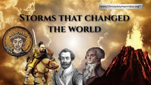 Storms.... That Changed The World