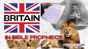 Britain in Bible Prophecy.