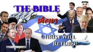 The Bible shows Christ will return...