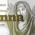 The Vision of the Prophetess Anna