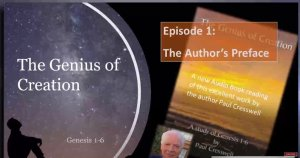 The Genius of Creation - Paul Cresswell  - A new audio book