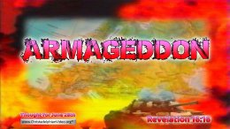 """Daily Readings & Thought for June 28th. """"ARMAGEDDON"""""""
