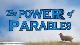 The Power of Parables.