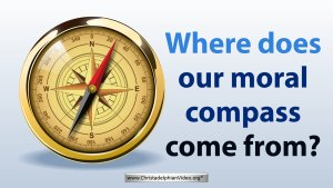 Where does our moral compass come from  Jack Lawson Gosnells