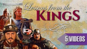 """""""Lessons From The Kings"""" 5 Videos"""