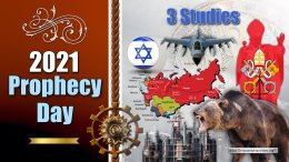 """2021 Adelaide Prophecy Day """"I have set watchmen on thy walls O Jerusalem.""""3 Videos."""