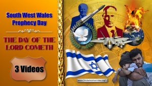 """""""The Day Of The LORD Cometh"""" 3 Videos"""