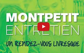 Les «Monpetit entretien» de la session d'automne sont disponibles sur notre site web!