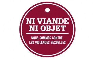 Exposition «Ni viande, ni objet : nous sommes contre les violences sexuelles»