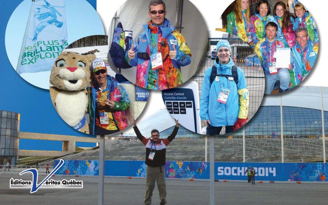 Conférence à l'ÉNA : Vivre les Jeux olympiques en tant que bénévole