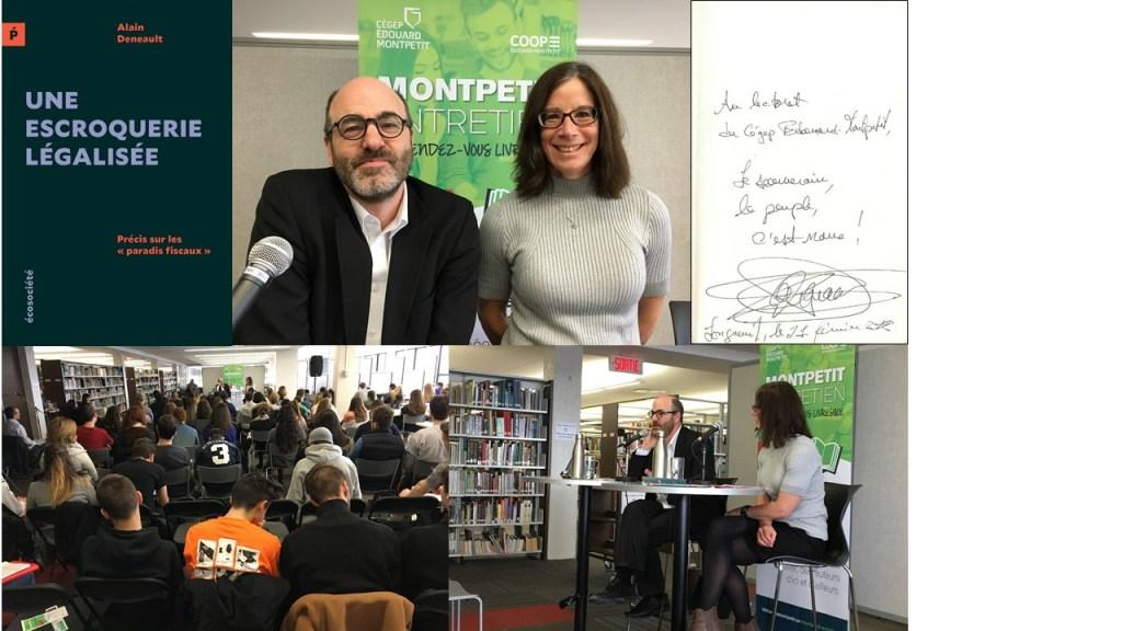 Retour sur le «Montpetit entretien» avec Alain Deneault