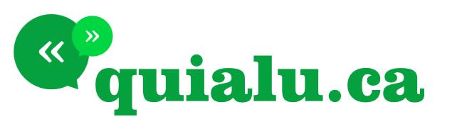 Quialu.ca : Une belle nouveauté dans l'univers littéraire québécois !