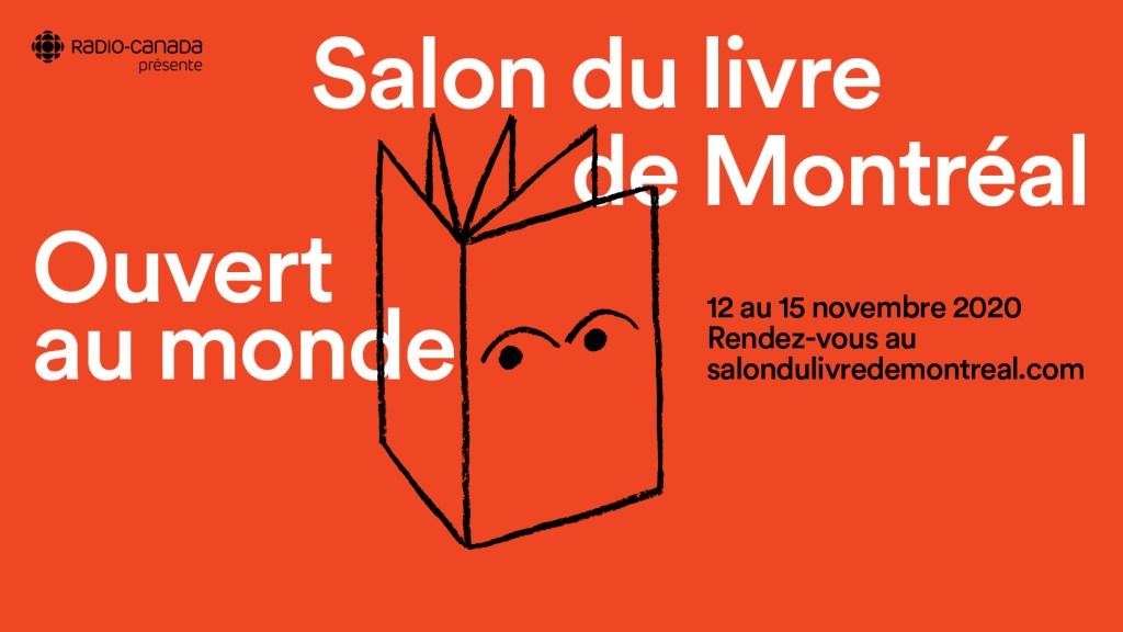 Le Salon du livre de Montréal débute aujourd'hui… en mode virtuel!