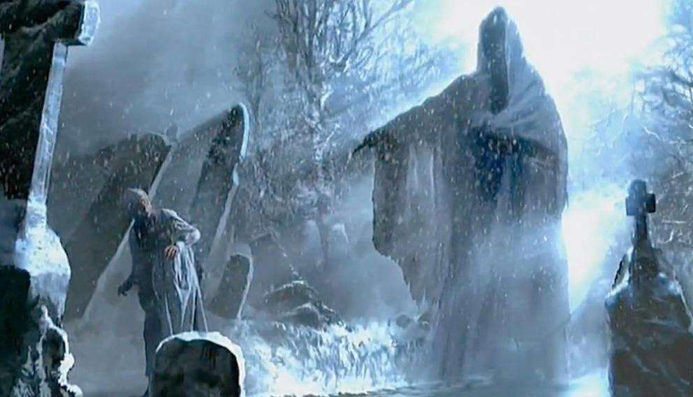 Histoires de fantômes pour Noël!