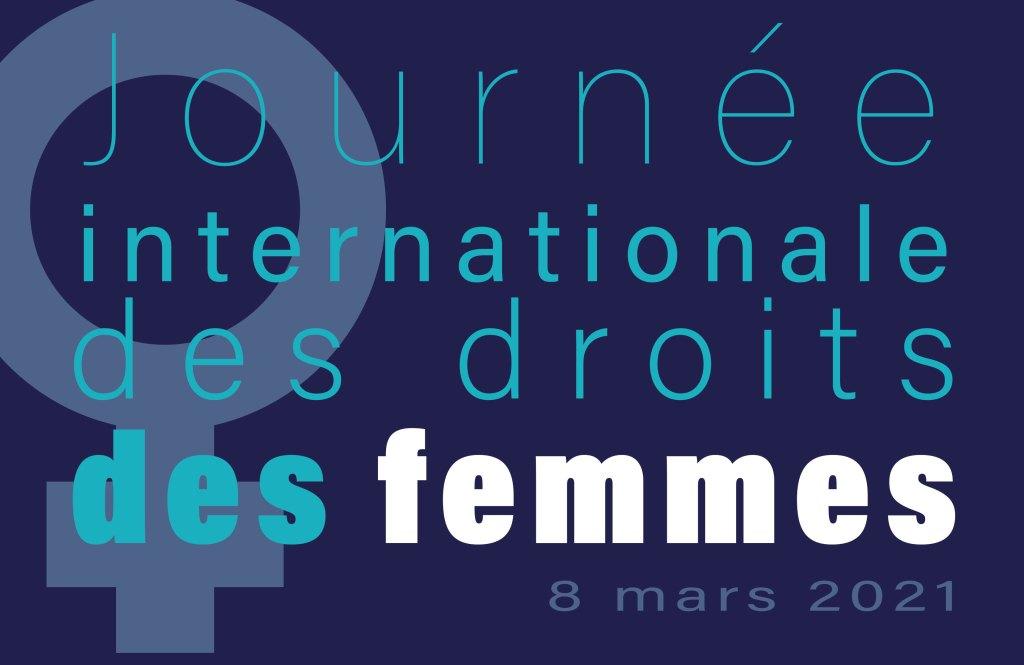 """Célébrons la """"Journée internationale des droits des femmes"""""""