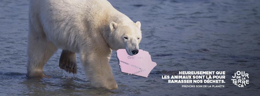 Jour de la Terre : prenons soin de la planète
