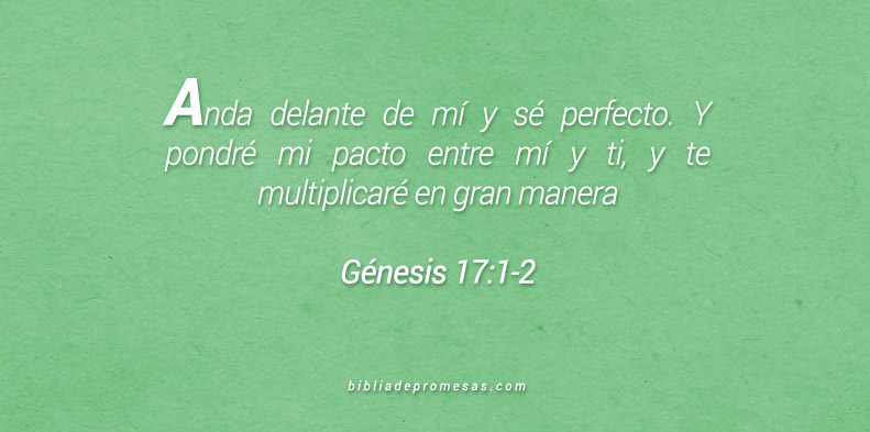 Génesis 17:1-2
