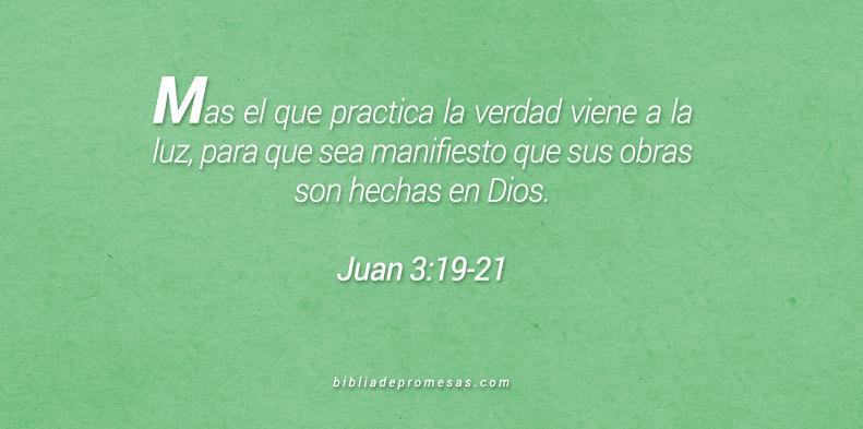 Juan 3:19-21