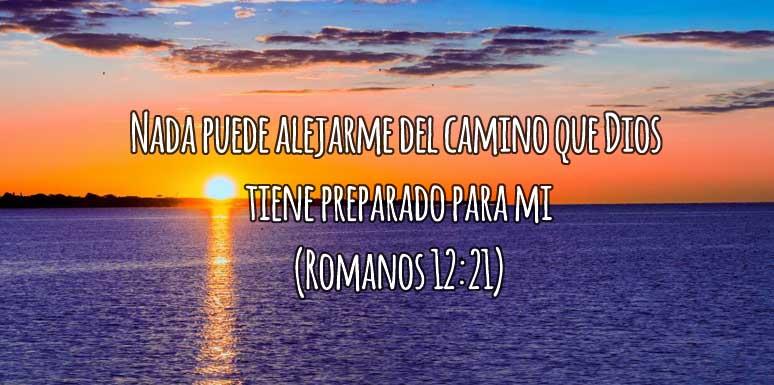 Romanos 12:21 Camino