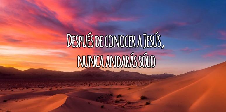 Junto a Jesús