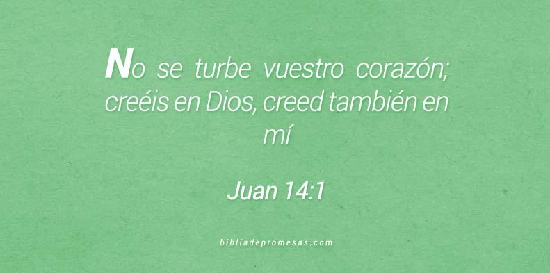 Juan 14:1