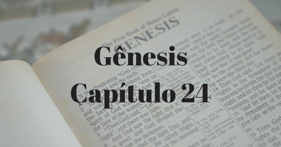 Gênesis Capítulo 24