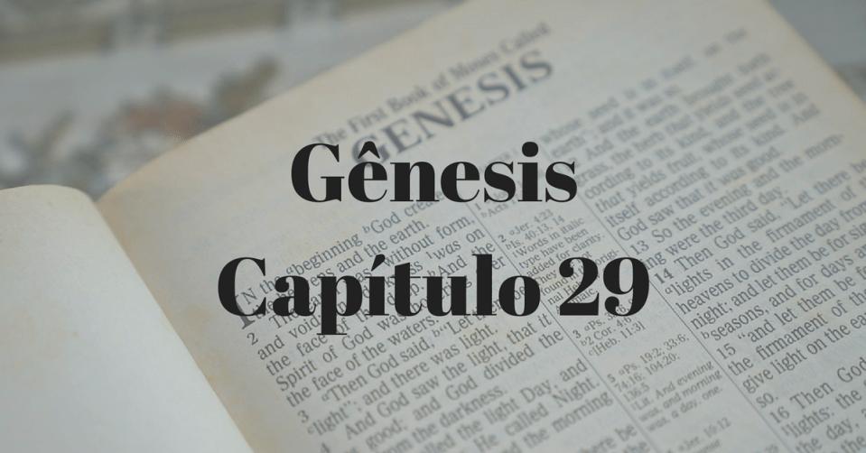 Gênesis Capítulo 29